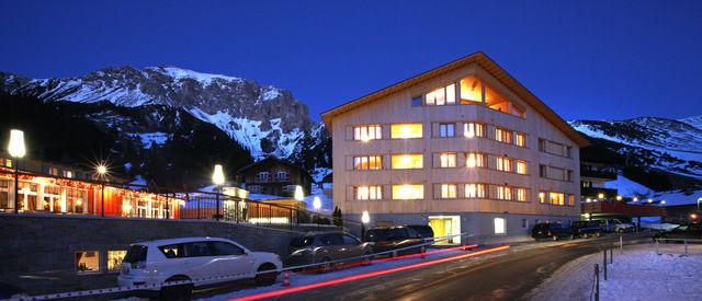Holiday apartments in Liechtenstein