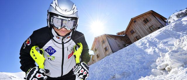 F rstlicher skiurlaub for Skiurlaub designhotel